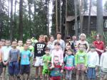 """""""Молодость"""" детский лагерь для детей сирот"""