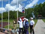 Соревнования  среди ДПД по пожарно-прикладному спорту.