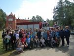 В Марий Эл более 1000 школьников обучены пожарной безопасности в рамках акции «Безопасное лето»