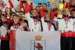Победителями межрегиональных соревнований «Школа безопасности» и «Юный спасатель» стали ребята из Марий Эл